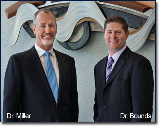 Dr. Todd Miller and Dr. Steven Bounds, Periodontist in Irvine, CA 92618